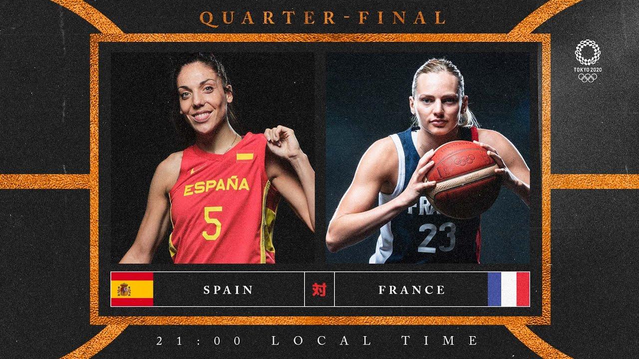 Spain v France - Watch along party