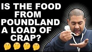 Is Poundland Food A Load Of Crap? [Science 4 Da Mandem] | Grime Report Tv