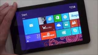 Dell Venue 8 Pro - Unboxing and first impressions