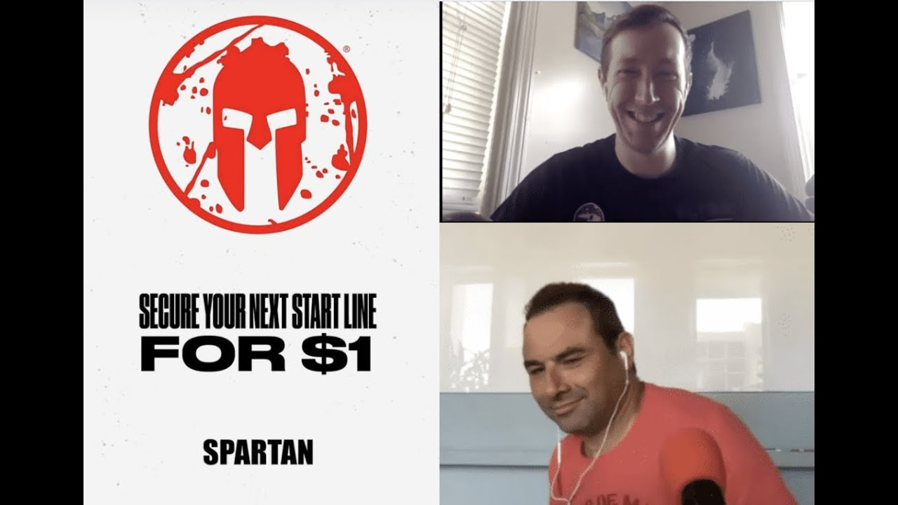 Can you sign up to Spartan Race for $1.00?