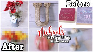 Michaels Grab Bag DIY Challenge