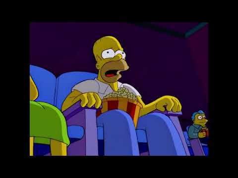 """Start The Movie (""""The Simpsons"""")"""