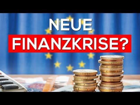 Droht eine Finanzkrise wie 2008?