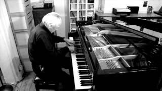 Fred Van Hove / Alfabet (improvisation piano)