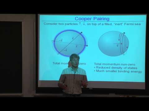 20. Fermi gases, BEC-BCS crossover