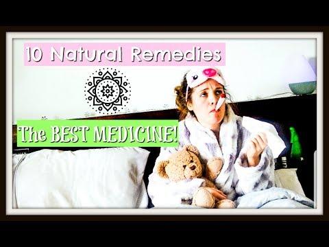 NATURAL COLD & FLU REMEDIES | NATURAL MEDICINE RECIPES | JESENIA POISSANT