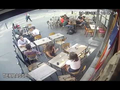 France shocked by video of woman being slapped by harasser