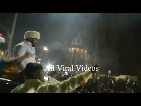 TANAJI BHAU JADHAV ENTRY IN SOLAPUR !! पै.तानाजी भाऊ जाधव यांची सोलापूर नगरीत एंट्री.,...!