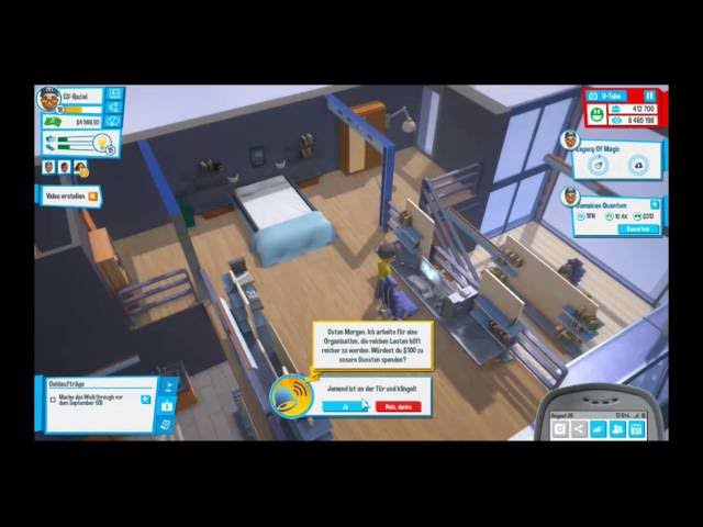 Let's Play Youtubers Life | Viele neue Games | Folge #019