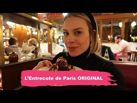 L'ENTRECOTE PARIS ORIGINAL  Paris  Go Deb