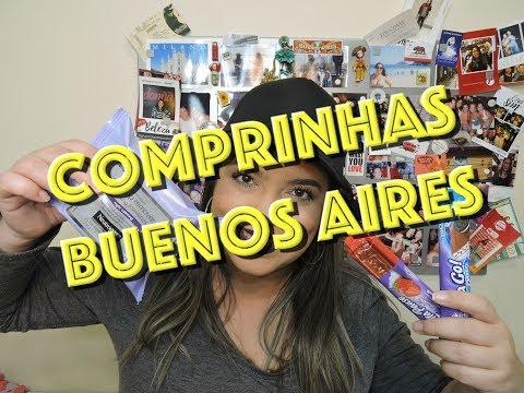 Comprinhas de Buenos Aires - Life as Daphne
