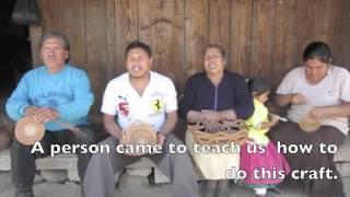 Basket Weaving  Soto Sanchez Family