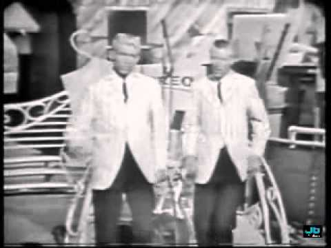 Jan and Dean - Baby Talk (Saturday Night Beechnut Show - 1959)