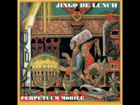 Jingo de Lunch - Peace of mind