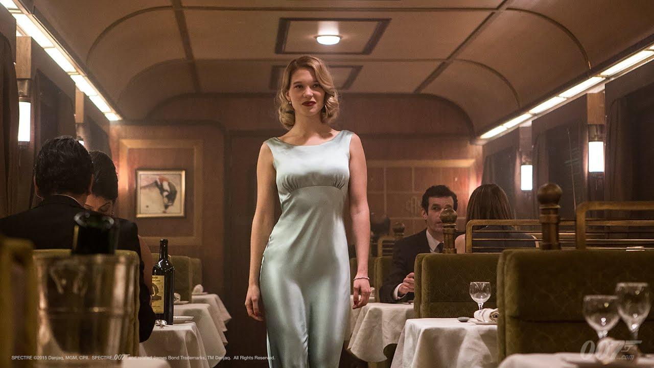 画像: The Bond Women of SPECTRE youtu.be