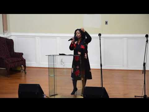 Evangelist Shirley Graham - The Necessity of the Church Now