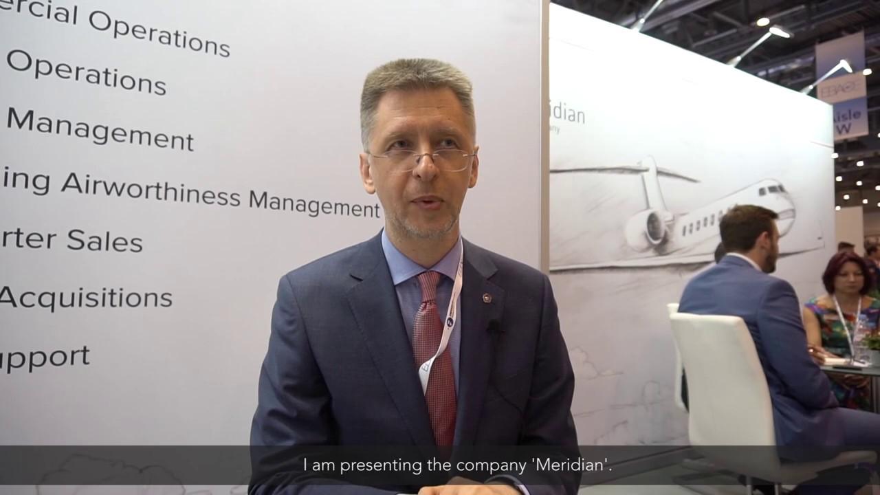 Meredian Air company