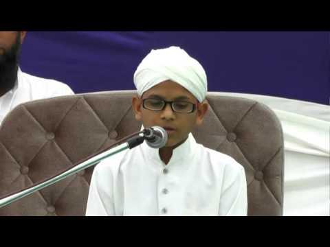 very beautiful qirat by muhammad muaaz begamganj student of jamia islamia banjari