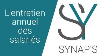 SYNAP'S - L'entretien annuel des salariés - (cabinet de recrutement)