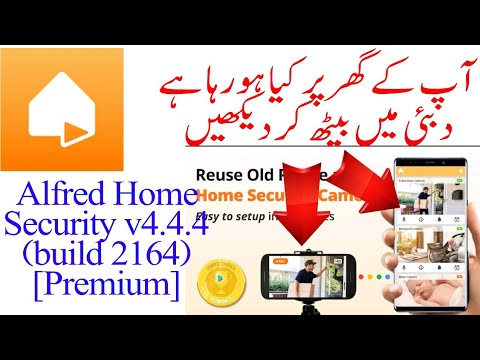 Home Security,Alfred Home Security Camera, Baby&Pet V4.4.4 (build 2164) [Premium] APK Free Download