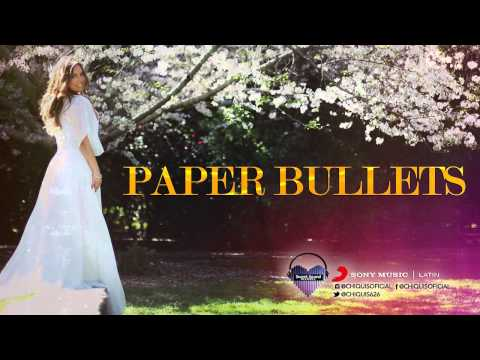 """PAPER BULLETS"" - Chiquis Rivera (Ahora) - Sweet Sound Records 2015"