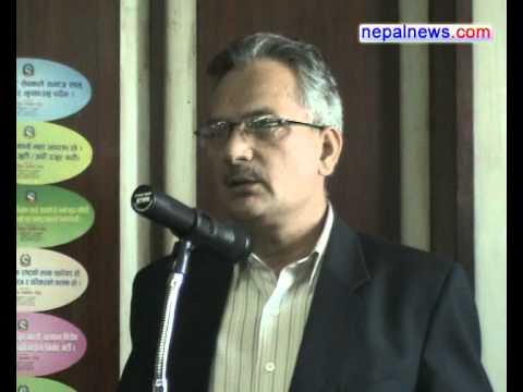 Illegal financial activities inexcusable: PM Bhattarai