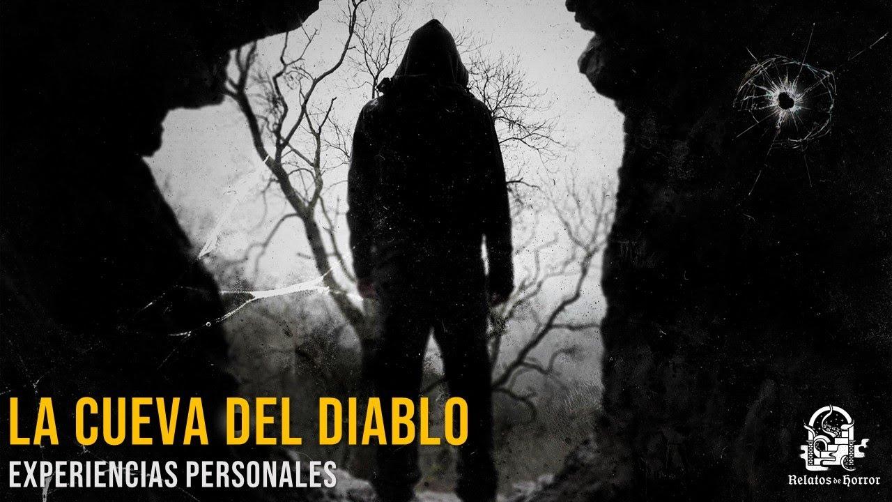 La Cueva Del Diablo (Relatos De Horror)