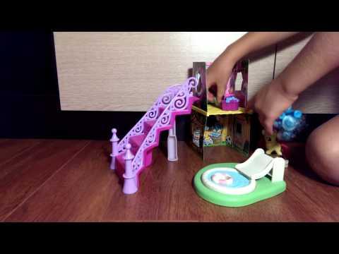 Мy little pony - Hotel (Мои маленькие пони - Гостиница) версия от Надежды