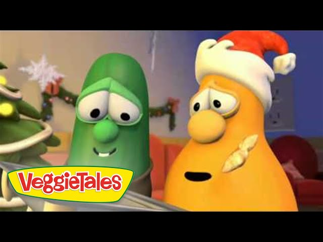 VeggieTales Christmas Party:  The 8 Polish Foods of Christmas