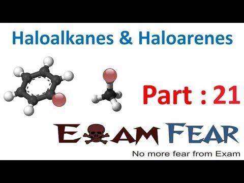 Chemistry Haloalkanes & Haloarenes part 21 (Stereochemistry, optical isomers) CBSE class 12 XII