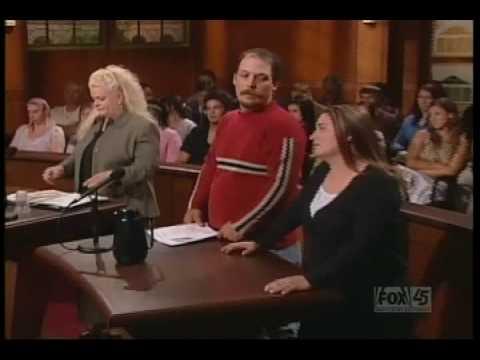 Judge judy is an asshole