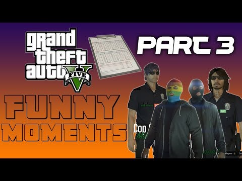 Gta 5 Funny Moments - Dodgy Police, Elephant Centipead & More!