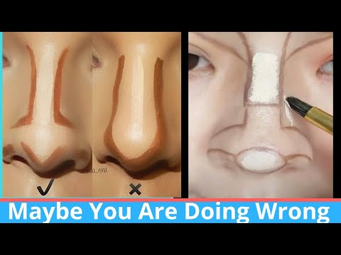 NOSE CONTOURING ACCORDING TO YOUR SHAPE, 2019