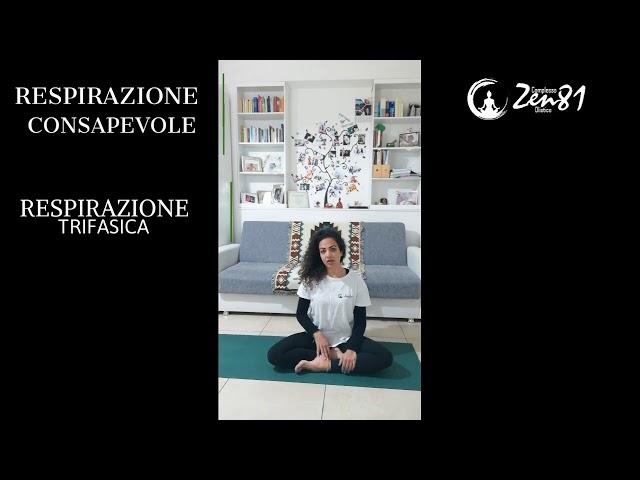 trifasica respirazione consapevole zen