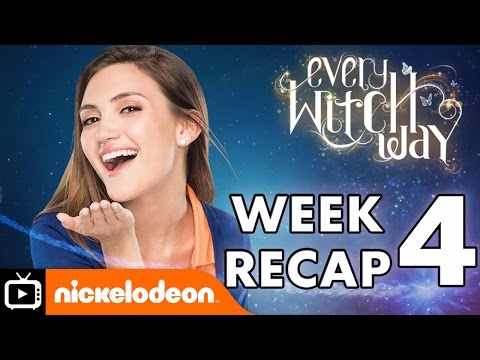 Every Witch Way | Andi's Going To Wits Academy! | Nickelodeon UK