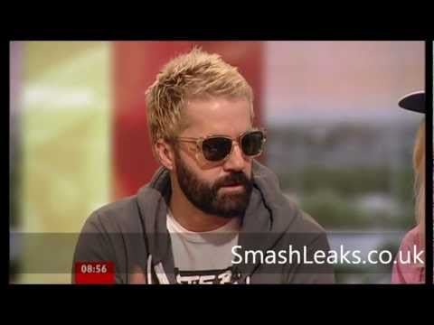 BBC Breakfast Interview - The Ting Tings (2012 - HD)