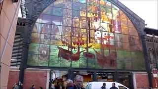 № 183 Испания РЫНОК в Малаге и прогулка по центру Малаги