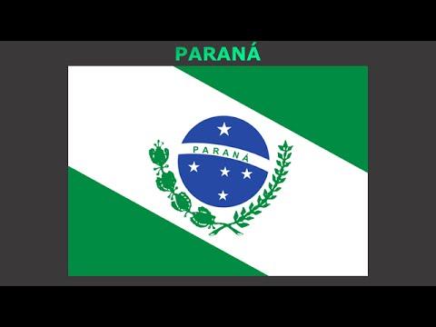 Flags of Brazilian states - Vlajky států Brazílie