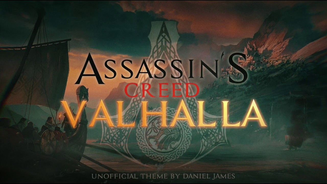 Assassins Creed Valhalla Theme Unofficial Youtube