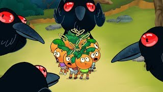 When Ryan's egg hatches, the mandarins discover where all the Ringlets have been disappearing to. Clemmie, Bud, and Tango devise a plan to save them.