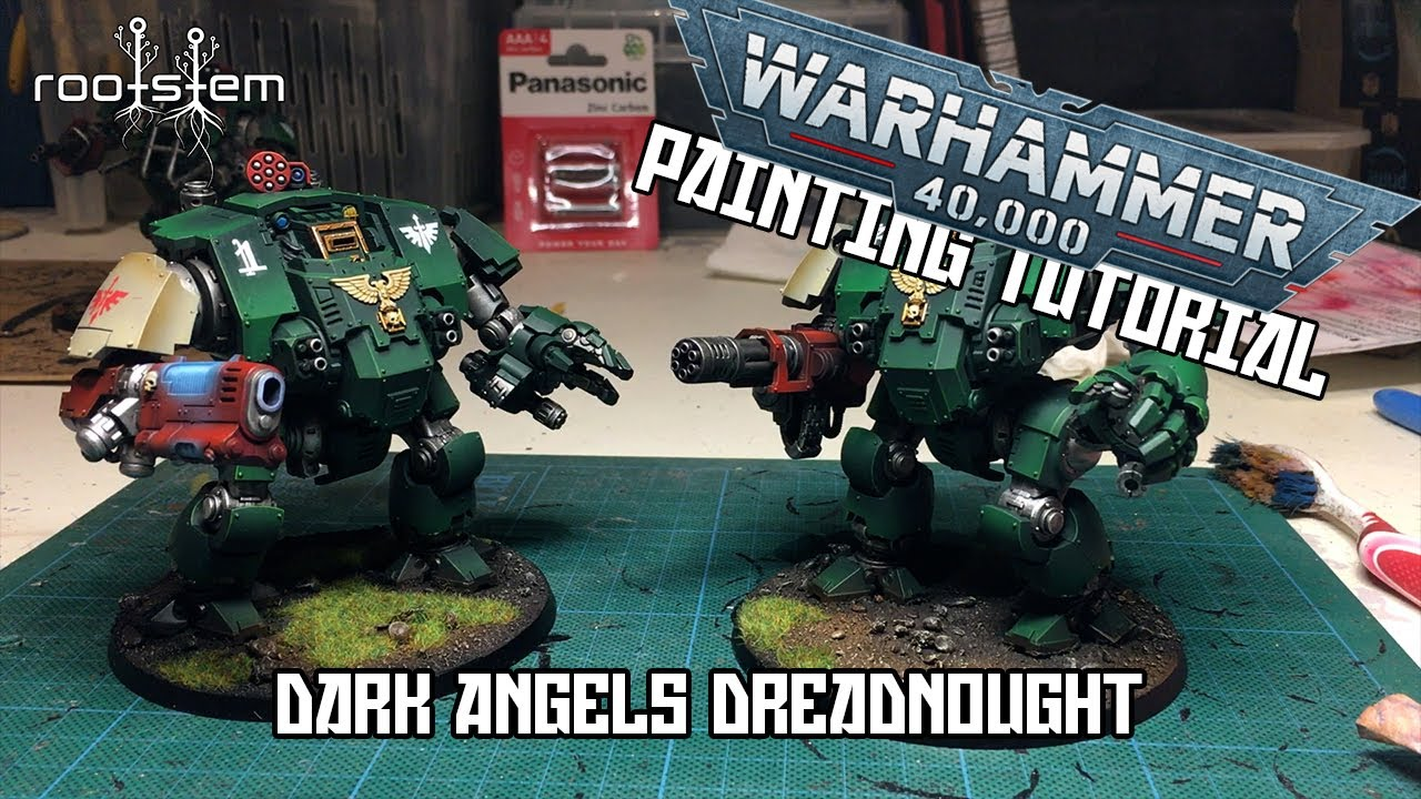 New Dreadnought Painting Tutorial