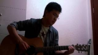 Hurd aavdaa bi hairtai cover acoustic guitar