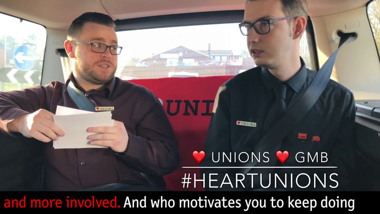 GMB'S #HEARTUNIONS Carpool - Wednesday 8/02