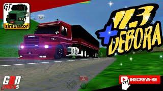 Skin Grand Truck Simulator - 113 + Debora