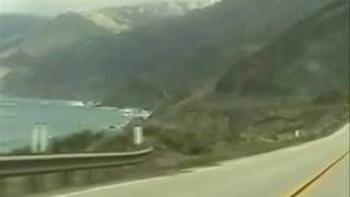 Highway One Big Sur Drive California USA