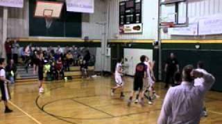 2012 SHS CYO Boys Varsity Basketball - St. Agnes/Sacred Heart vs. St. Max