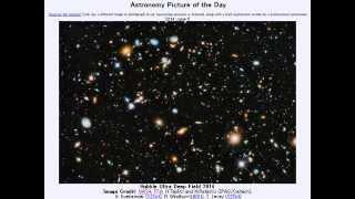 2014年 6月5日 「ハッブルディープフィールド2014」-Astronomy Picture of the Day