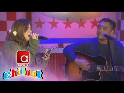 ASAP Chillout: December Avenue Sings 'Kung 'Di Rin Lang Ikaw' With Moira