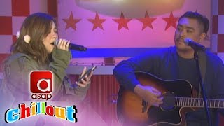 ASAP Chillout December Avenue sings Kung Di Rin Lang Ikaw with Moira