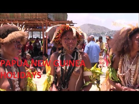 Papua New Guinea Holiday